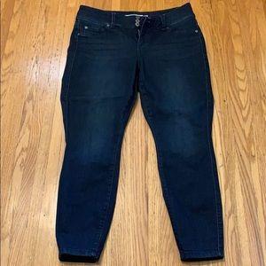 Torrid Dark Wash Jeggings - Size 14 Short